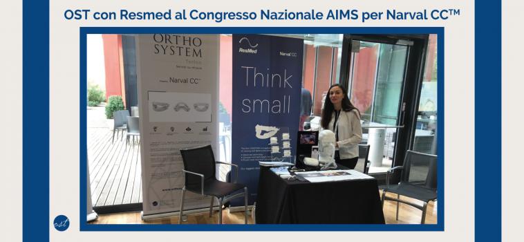 Orthosystem Torino al Congresso Nazionale AIMS a Bolzano