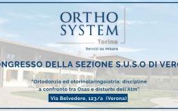 Orthosystem Torino presente al II Congresso S.U.S.O di Verona con NarvalCC