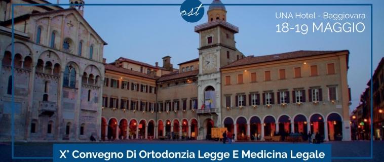 Orthosystem Torino al X° Convegno di Ortodonzia Legge e Medicina Legale